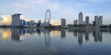 Singapore Skyline 2 - shutterstock_88503022